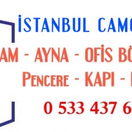 İstanbul Acil Camcı Servisi